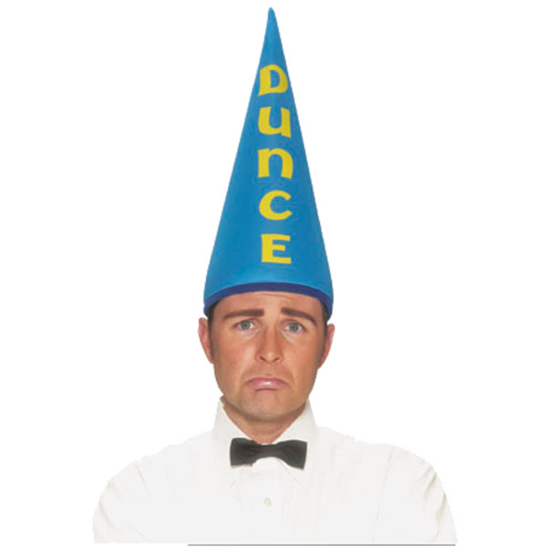 About Hats The Dunce Cap The Myheadcoverings Com Blog