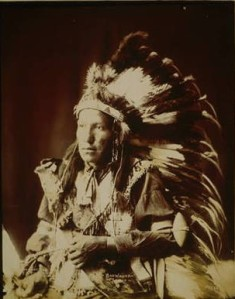 Indian War Headdress