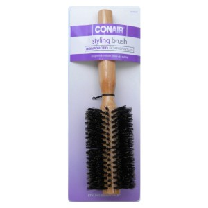 A Boar Bristle brush can actually have many benefits to the quality of your hair