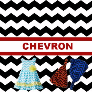 Chevron is everywhere!