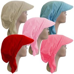 pretied visor cap