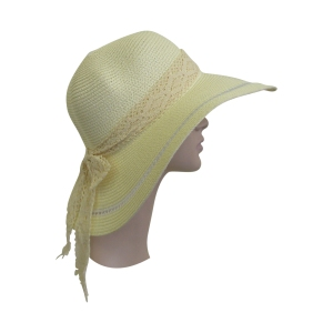hat-lacebow-cream-model